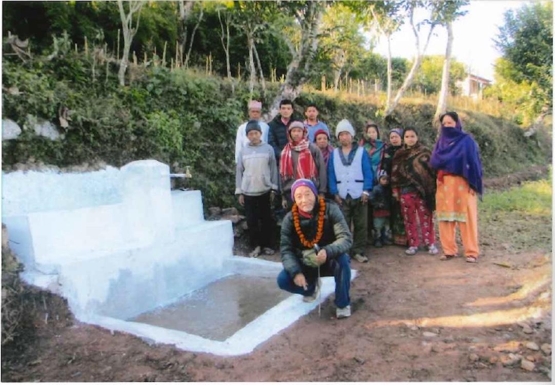 ネパール飲料水プロジェクト