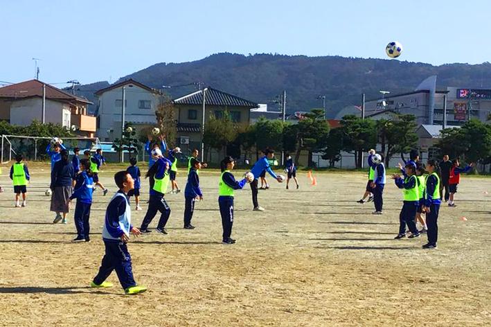 東日本大震災復興支援「ドリームプロジェクト絆」